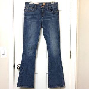 Pilcro Letterpress | Stet Jeans 29 Hi Rise Flare